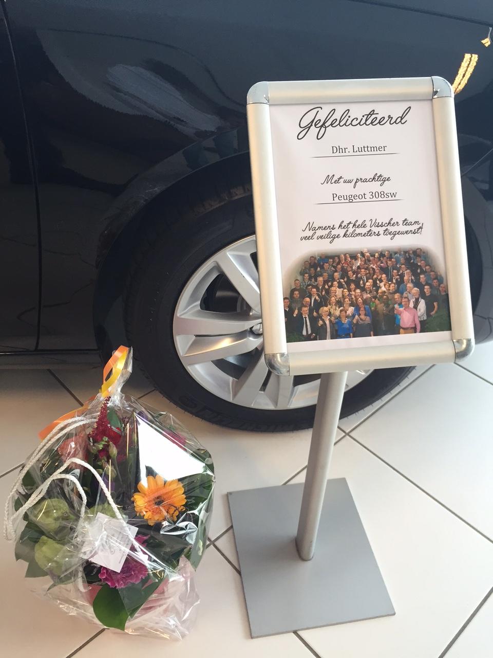 Peugeot: persoonlijke onthulling