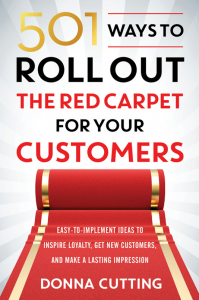Klantloyaliteit verhogen: 501 ways to roll out the red carpet for your customers