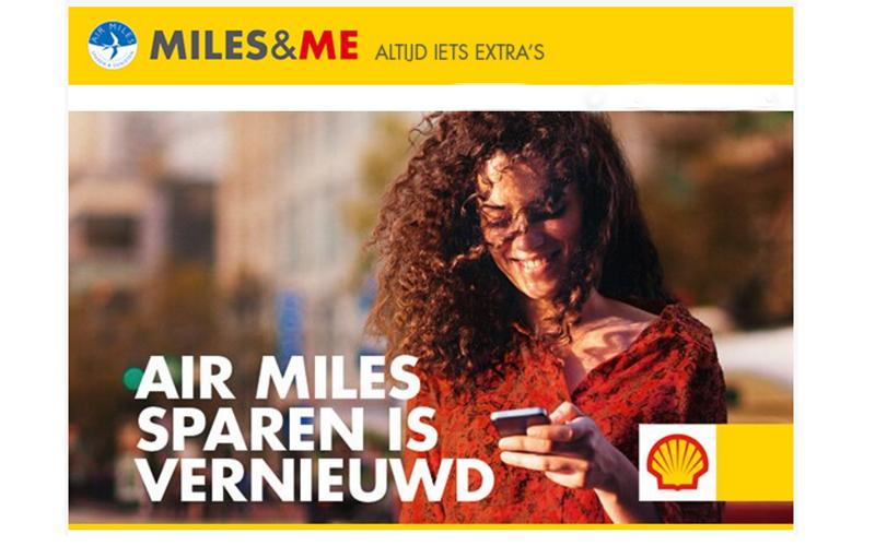 Shell en Airmiles