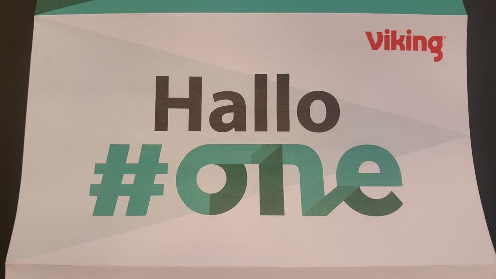 U bent onze #One