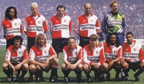 Feyenoord's 110-jarig bestaan
