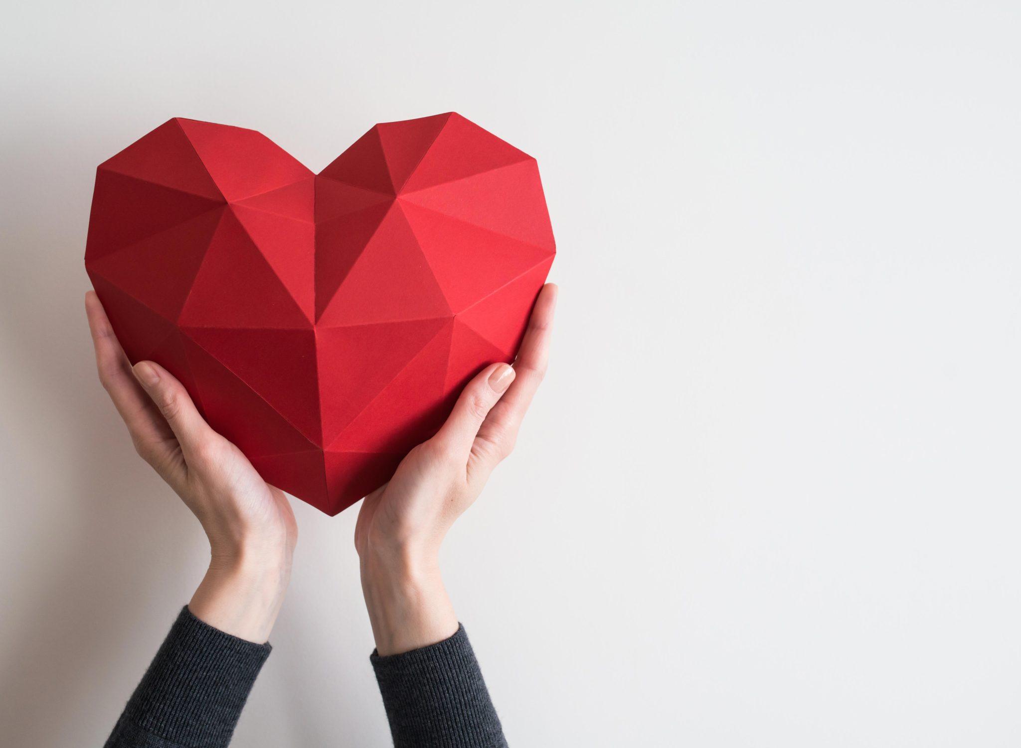 Verrast met Valentijn