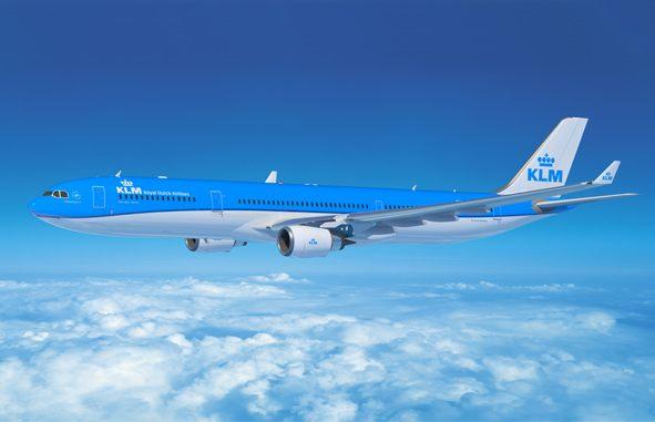 Gezond op reis met KLM