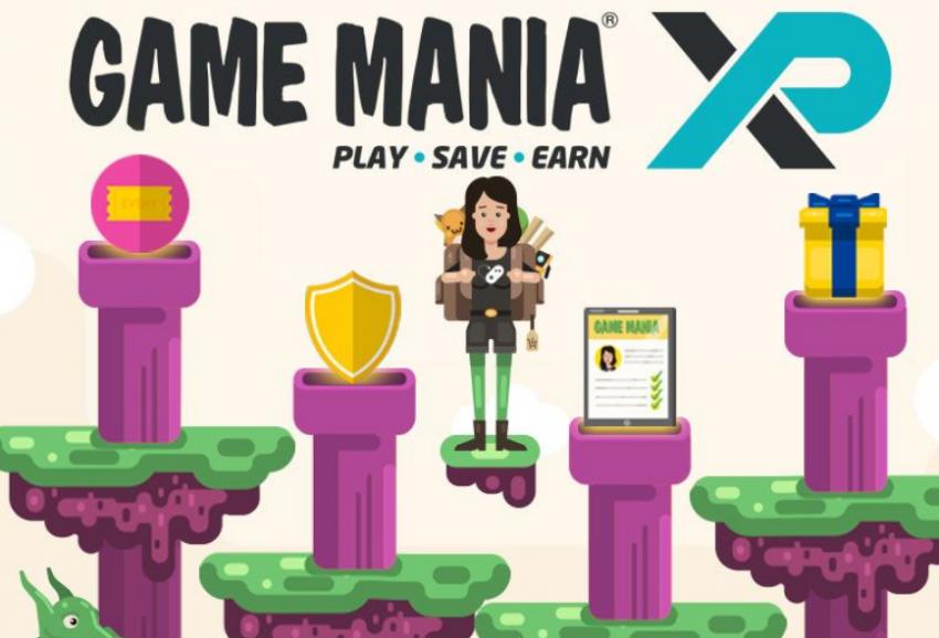 Het vernieuwde programma van Game Mania